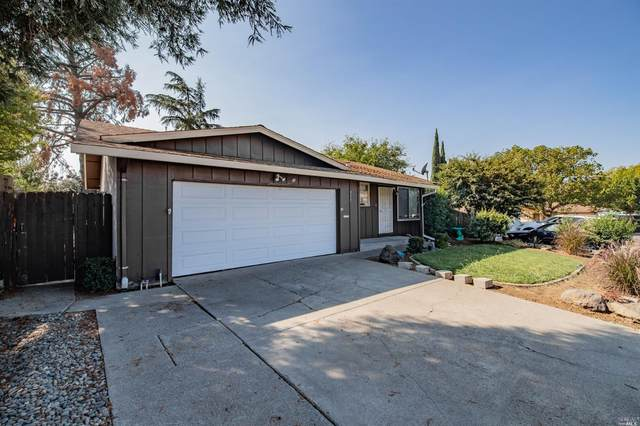 311 Gardenia Circle, Fairfield, CA 94533 (#22023335) :: Jimmy Castro Real Estate Group