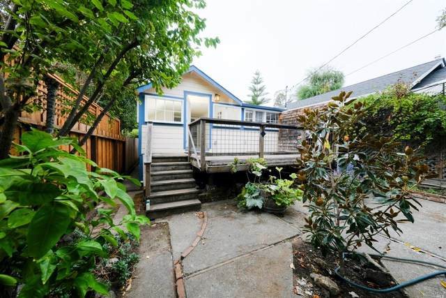 77 Willow Avenue, Fairfax, CA 94930 (#22023349) :: Corcoran Global Living