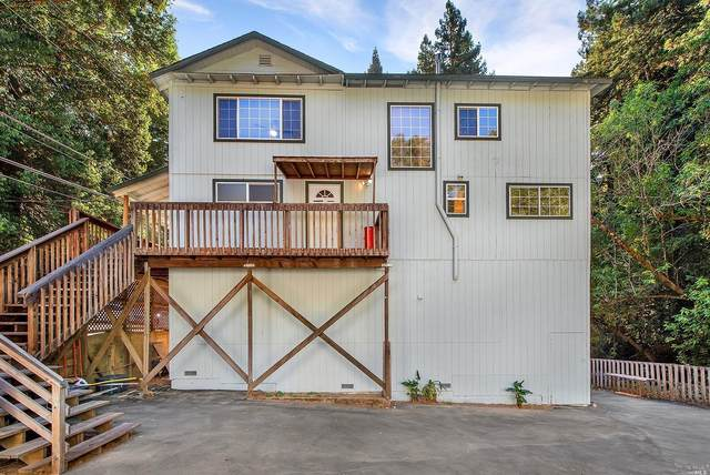 14210 Old Cazadero Road, Guerneville, CA 95446 (#22023391) :: RE/MAX GOLD