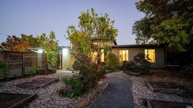 806 Vendola Drive, San Rafael, CA 94903 (#22023396) :: Corcoran Global Living