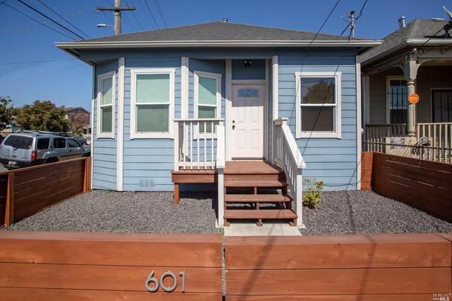 601 Florida Avenue, Richmond, CA 94804 (#22023407) :: Intero Real Estate Services