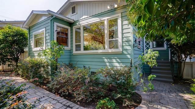 203 C Street, San Rafael, CA 94901 (#22023460) :: Rapisarda Real Estate