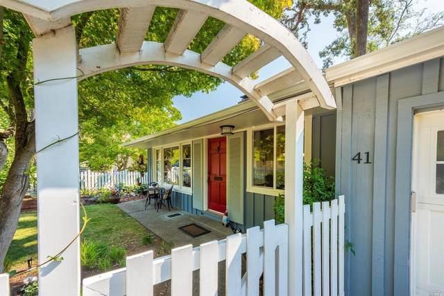 41 Madrone Avenue, San Anselmo, CA 94960 (#22023465) :: Lisa Perotti | Corcoran Global Living