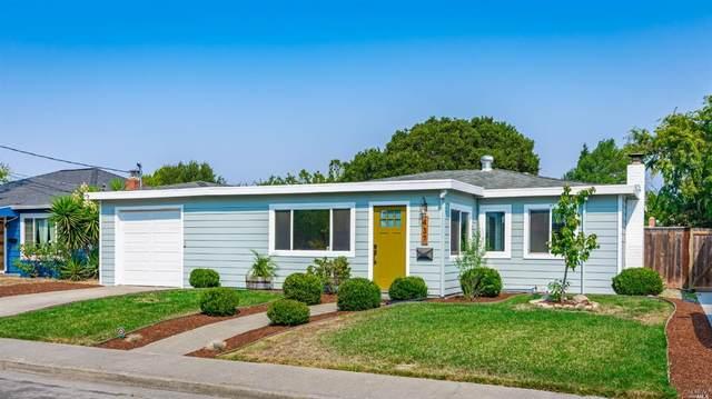437 Cortez Drive, Petaluma, CA 94954 (#22023564) :: Intero Real Estate Services