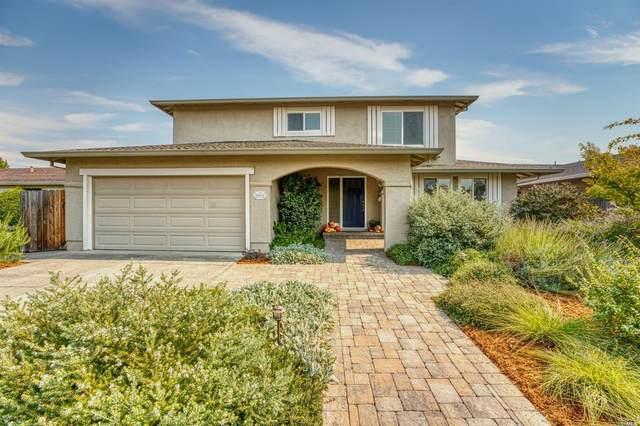 4464 Tanglewood Way, Napa, CA 94558 (#22023598) :: Intero Real Estate Services
