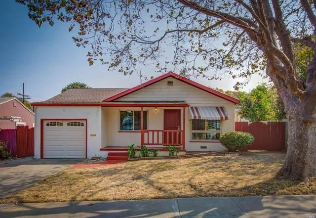 708 Beechwood Avenue, Vallejo, CA 94591 (#22023665) :: Corcoran Global Living