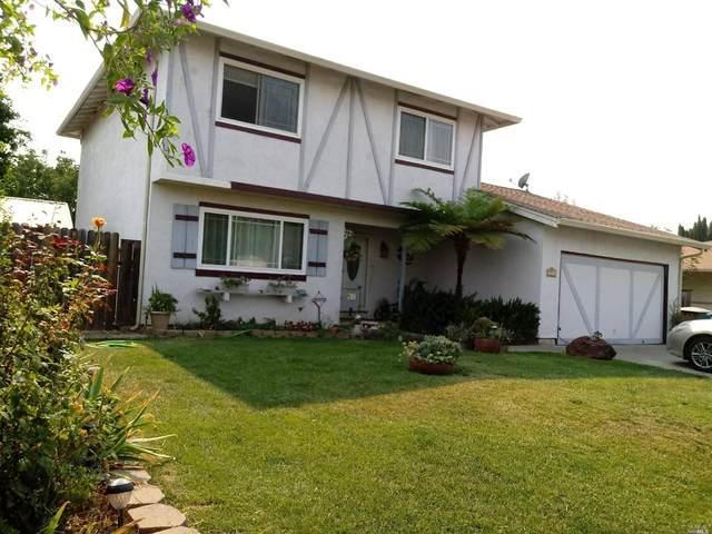 1355 W F Street, Dixon, CA 95620 (#22023688) :: Intero Real Estate Services