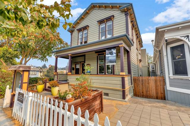 1036-1040 First Street, Benicia, CA 94510 (#22023759) :: Corcoran Global Living