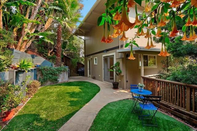 660 Redwood Avenue, Corte Madera, CA 94925 (#22023763) :: W Real Estate | Luxury Team
