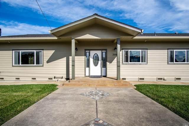 2000 Sanford Ranch Road, Ukiah, CA 95482 (#22023800) :: Corcoran Global Living