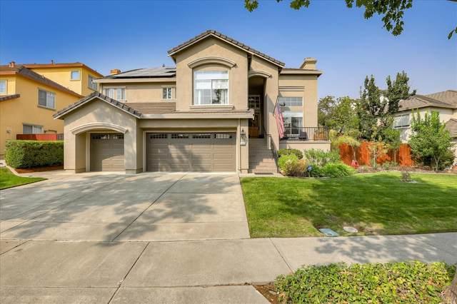 1928 Garden Meadow Avenue, Fairfield, CA 94534 (#22023997) :: Corcoran Global Living
