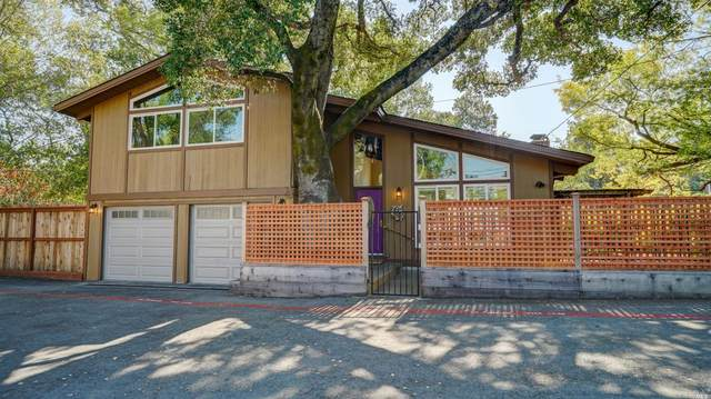 124 Butterfield Road, San Anselmo, CA 94960 (#22024006) :: RE/MAX GOLD