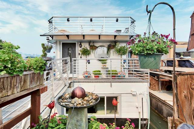 1 Liberty Dock, Sausalito, CA 94965 (#22024012) :: Jimmy Castro Real Estate Group