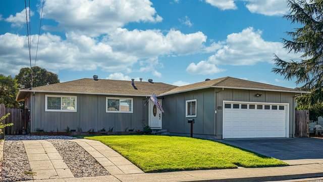 1610 Annetta Drive, Petaluma, CA 94954 (#22024034) :: W Real Estate | Luxury Team
