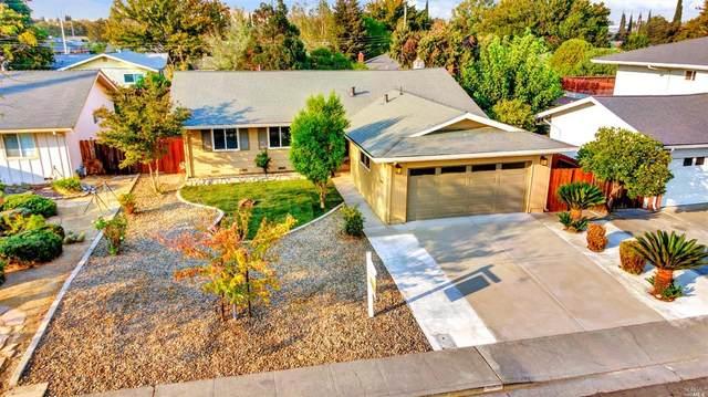 374 Dahlia Street, Fairfield, CA 94533 (#22024039) :: Team O'Brien Real Estate