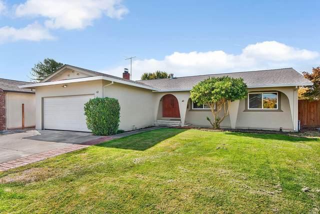42 Eastside Circle, Petaluma, CA 94954 (#22024140) :: Corcoran Global Living