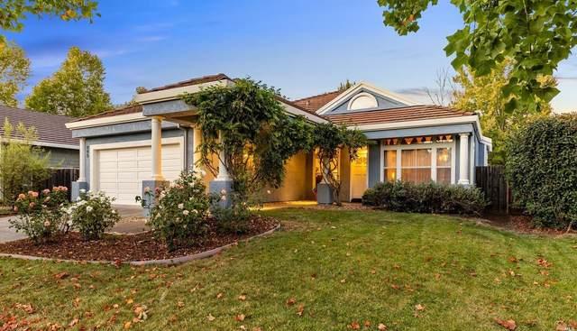 805 Wine Court, Petaluma, CA 94954 (#22024158) :: Rapisarda Real Estate