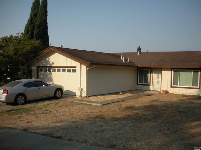 1345 Oakwood Avenue, Vallejo, CA 94591 (#22024163) :: Corcoran Global Living