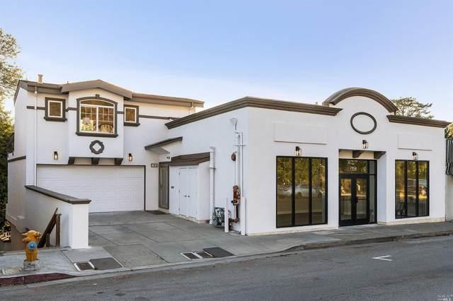 745 Sir Francis Drake Boulevard, San Anselmo, CA 94960 (#22024233) :: Lisa Perotti | Corcoran Global Living