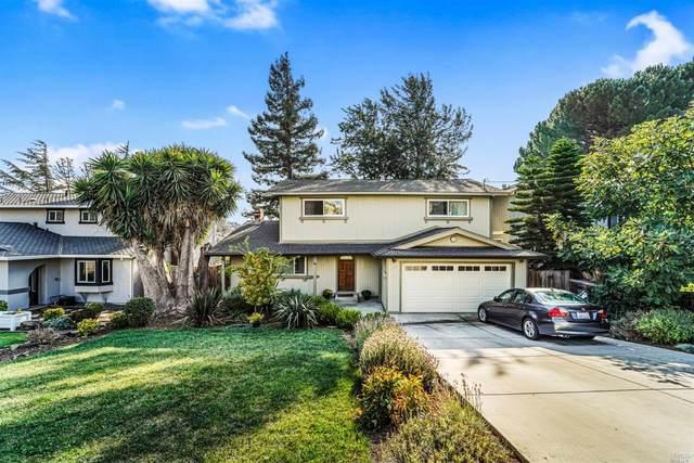1038 W L Street, Benicia, CA 94510 (#22024248) :: HomShip