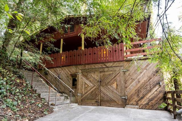 11010 Terrace Drive, Forestville, CA 95436 (#22024327) :: Corcoran Global Living