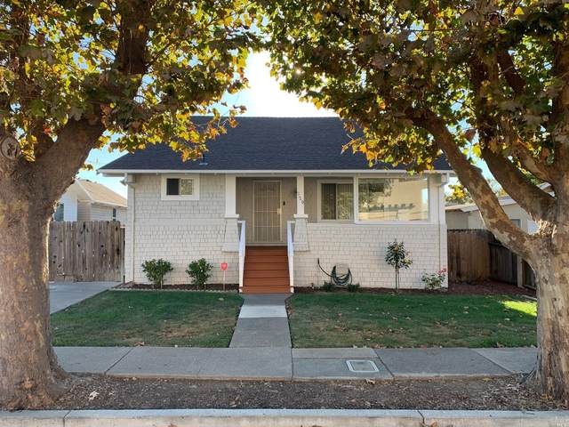 329 14th Street, Vallejo, CA 94590 (#22024385) :: Hiraeth Homes