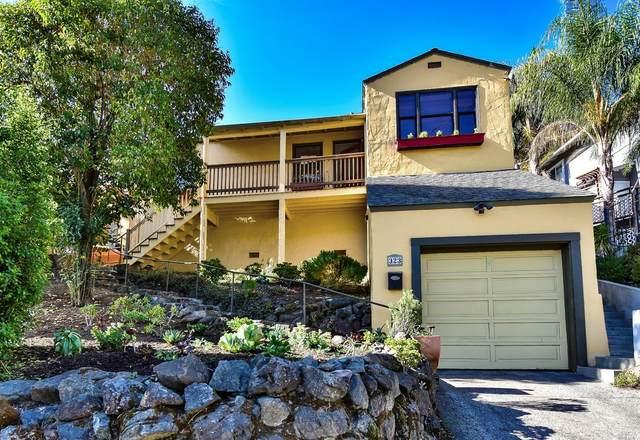 323 Prospect Drive, San Rafael, CA 94901 (#22024393) :: Hiraeth Homes