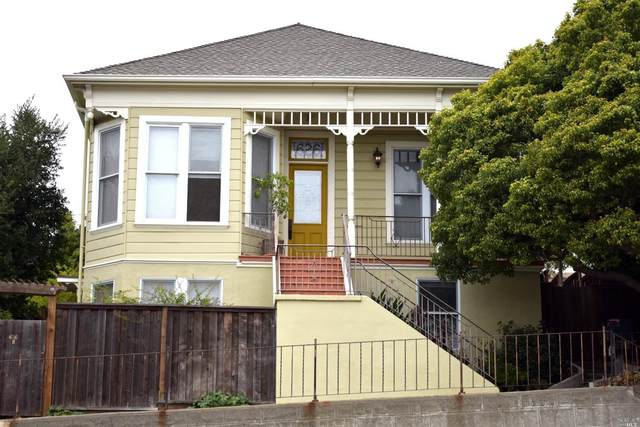 626 Maine Street, Vallejo, CA 94590 (#22024479) :: Jimmy Castro Real Estate Group