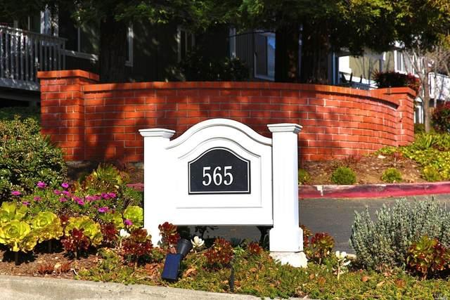 565 Lori Drive #50, Benicia, CA 94510 (#22024494) :: RE/MAX GOLD