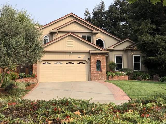 117 Tuxedo Court, Petaluma, CA 94954 (#22024557) :: Rapisarda Real Estate