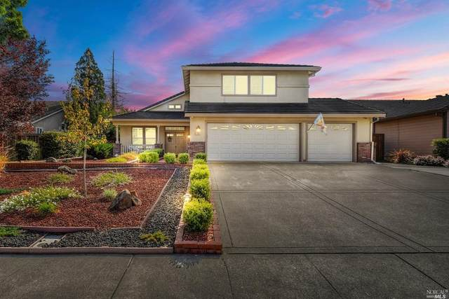 2380 Palmer Circle, Fairfield, CA 95534 (#22024591) :: Corcoran Global Living