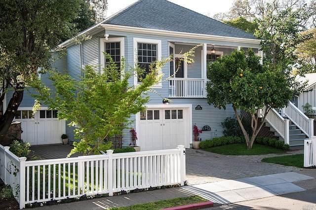 1009 San Anselmo Avenue, San Anselmo, CA 94960 (#22024603) :: RE/MAX GOLD
