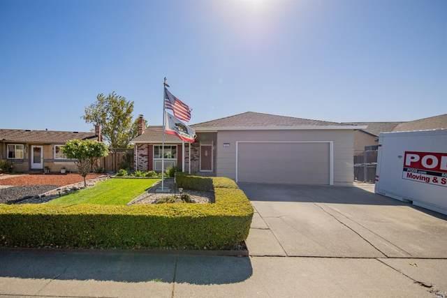 535 Honker Lane, Suisun City, CA 94585 (#22024846) :: Team O'Brien Real Estate