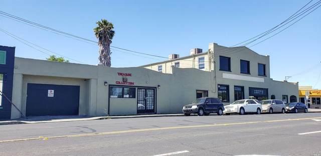 1405 Georgia Street, Vallejo, CA 94590 (#22024849) :: Jimmy Castro Real Estate Group