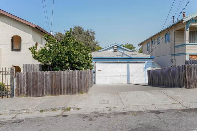 452 Grant Street, Vallejo, CA 94590 (#22024913) :: Team O'Brien Real Estate