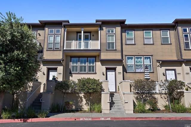 313 Marina Village Road, Benicia, CA 94510 (#22024914) :: RE/MAX GOLD