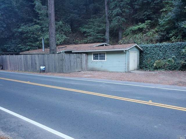 875 Cazadero Highway, Cazadero, CA 95421 (#22024942) :: Hiraeth Homes