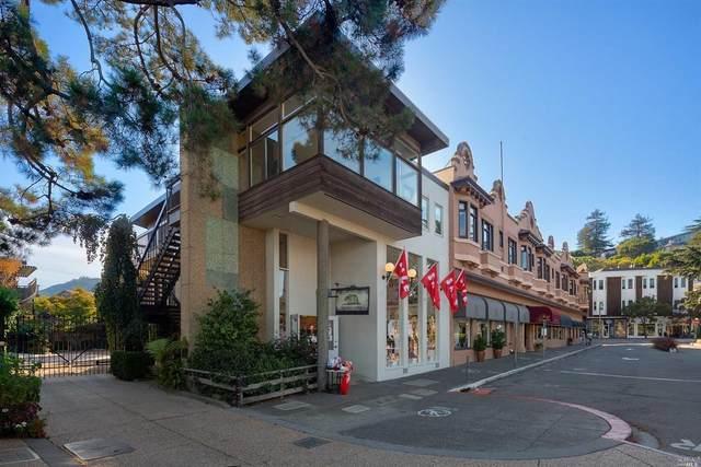 26 El Portal, Sausalito, CA 94965 (#22025005) :: Team O'Brien Real Estate
