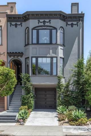 378 Funston Avenue, San Francisco, CA 94118 (#22025030) :: Corcoran Global Living