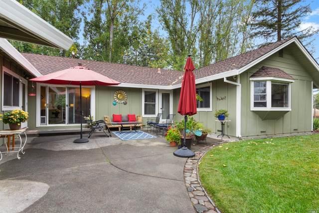 4325 Deer Trail Road, Santa Rosa, CA 95404 (#22025041) :: RE/MAX Accord (DRE# 01491373)