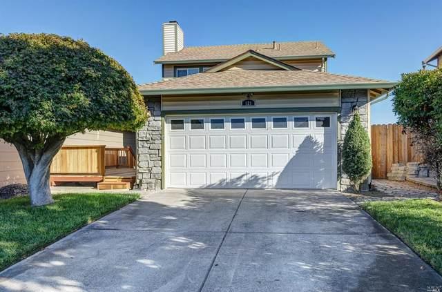 121 Windsurfer Court, Vallejo, CA 94591 (#22025064) :: Team O'Brien Real Estate