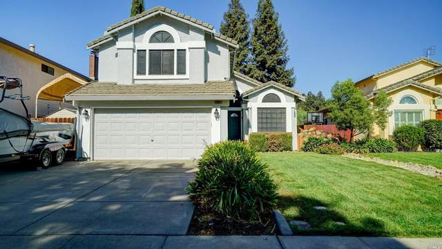 307 Portsmouth Avenue, Vacaville, CA 95687 (#22025074) :: Corcoran Global Living