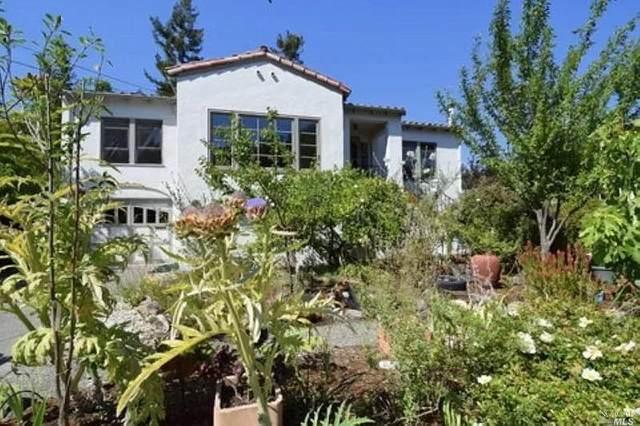 114 Brookside Drive, San Anselmo, CA 94960 (#22025096) :: Corcoran Global Living