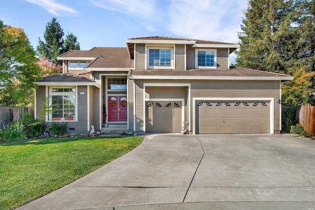 913 Savoy Court, Petaluma, CA 94954 (#22025098) :: Rapisarda Real Estate