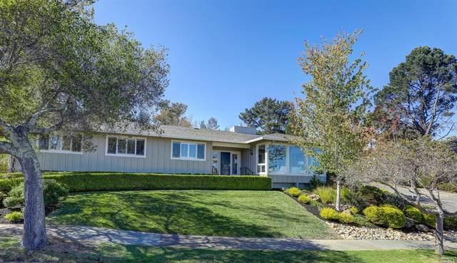 151 Fernwood Drive, San Rafael, CA 94901 (#22025170) :: Corcoran Global Living