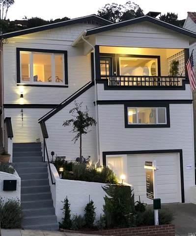 411 Bonita Street, Sausalito, CA 94965 (#22025172) :: Team O'Brien Real Estate