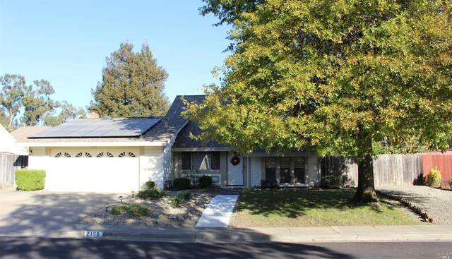 2158 Vista Hermosa, Fairfield, CA 94534 (#22025268) :: Corcoran Global Living