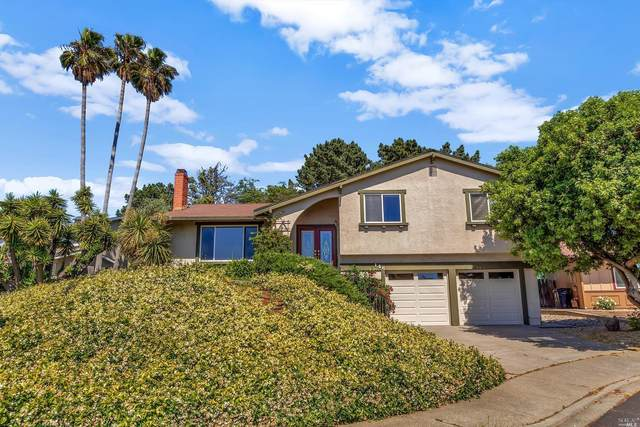 146 Dartmouth Place, Benicia, CA 94510 (#22025277) :: Corcoran Global Living