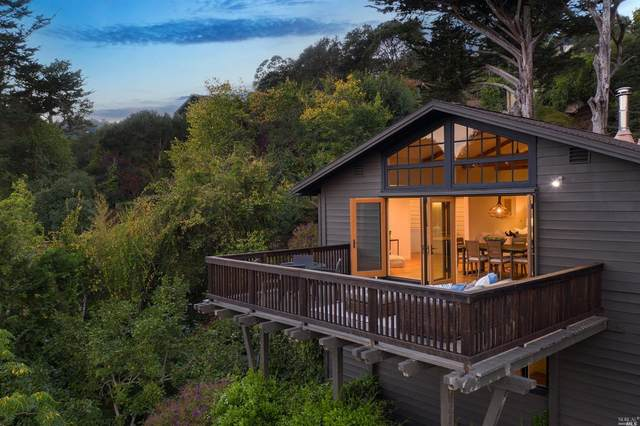 18 Bayview Avenue, Mill Valley, CA 94941 (#22025295) :: Corcoran Global Living