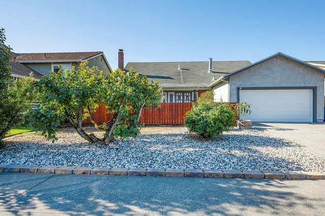 810 Louise Drive, Petaluma, CA 94954 (#22025298) :: W Real Estate | Luxury Team